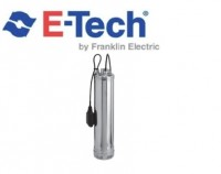 E-Tech - Franklin Electric  ES3/4 - Without float switch