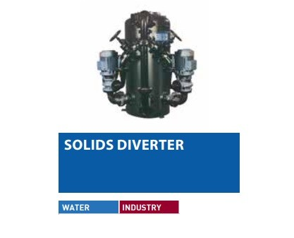 SPP   Solids Diverter 18