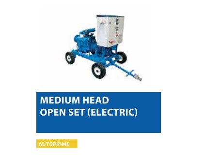 SPP   Medium Head Open Set (Electric) 22