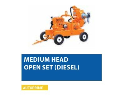 SPP   Medium Head Open Set (Diesel) 22
