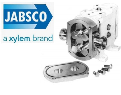 JABSCO - Xylem Brand Port Kit - DIN 11851 - Enlarged - Size 54
