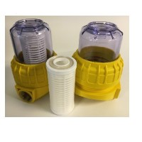 Polypump Ltd.  Plastic Inline Water Filters