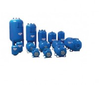 Pressure Vessels for  24 LV (blue) -10 Bar