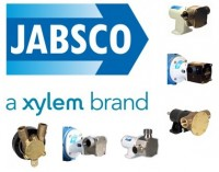 JABSCO - Xylem Brand  1''P40 'Pureflo' Hygienic Self-Priming Flexible Impeller Pedestal Pump